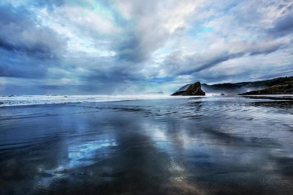 Photograph - Mirror Of Light by Debra and Dave Vanderlaan