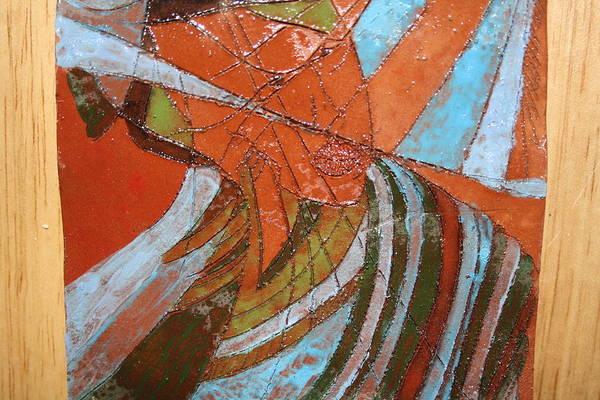 Ceramic Art - Mirrors - Tile by Gloria Ssali