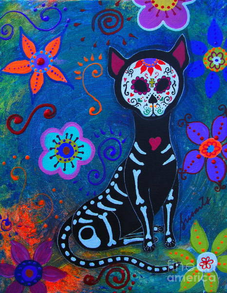 Painting - Mi Gato Favorito by Pristine Cartera Turkus