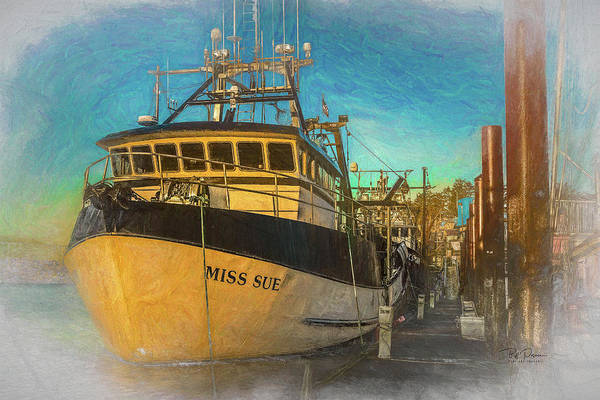 Photograph - Miss Sue by Bill Posner