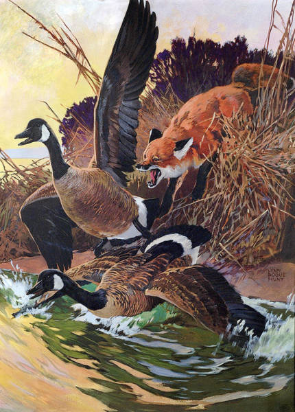 Painting - Missed by Lynn Bogue Hunt