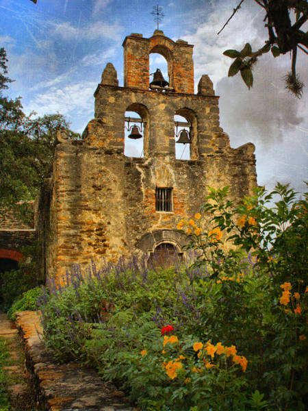 Photograph - Mission Bells by Charles McKelroy