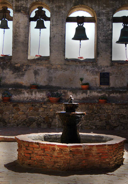 Photograph - Mission Bells by Maria Reverberi
