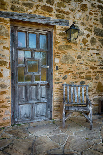 Wall Art - Photograph - Mission Rest by Stephen Stookey