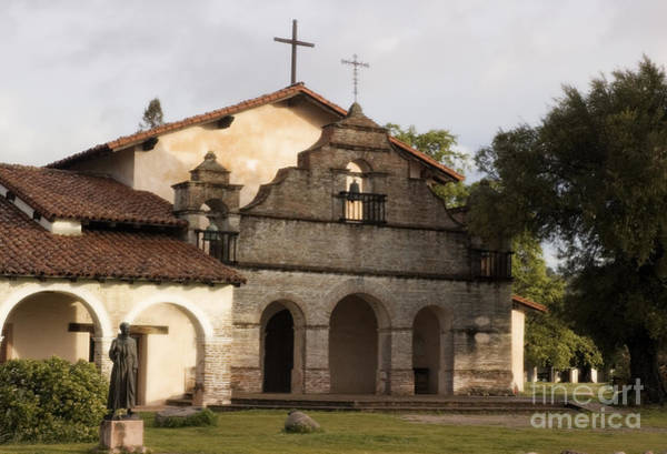 Photograph - Mission San Antonio by Kathleen Gauthier