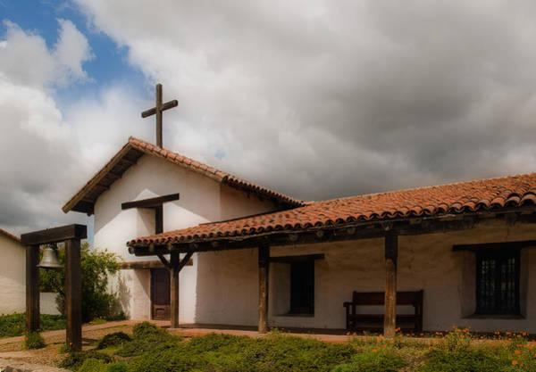 Photograph - Mission San Francisco De Solano by Mick Burkey