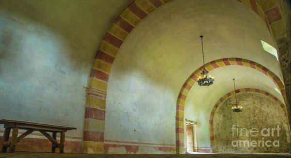 Wall Art - Photograph - The Granary At Mission San Jose  by Michael Tidwell