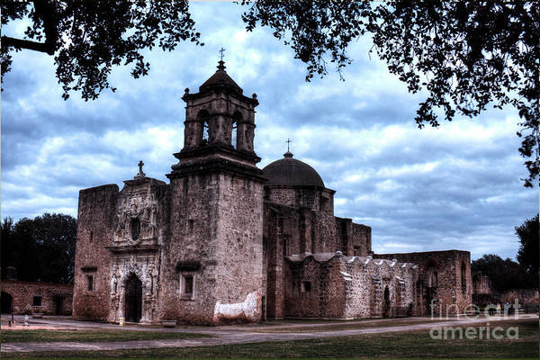 Photograph - Mission San Jose Amazing History by Wayne Moran