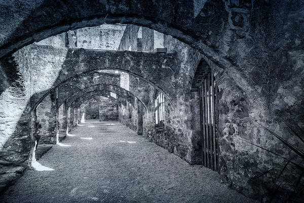 Photograph - Mission San Jose Convento by Joan Carroll