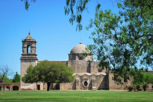 Photograph - Mission San Jose - San Antonio - Texas - Usa  by Gregory Ballos