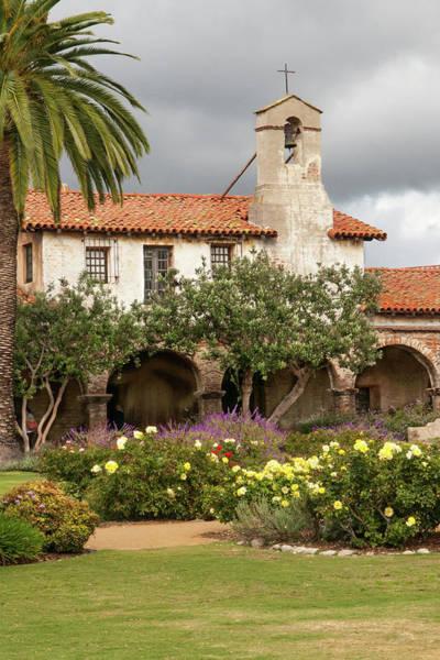 Photograph - Mission San Juan Capistrano by Howard Bagley