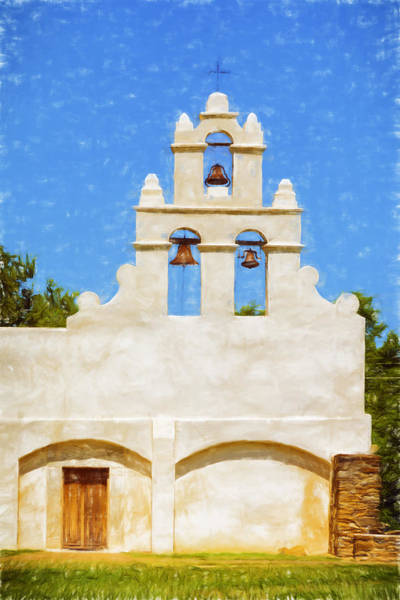 Photograph - Mission San Juan Capistrano  by Joan Carroll