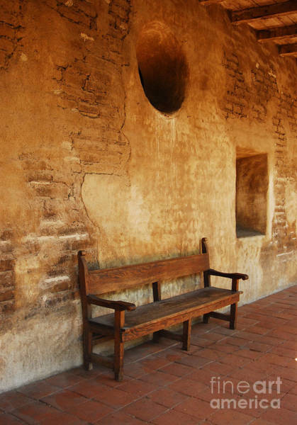 Photograph - Mission San Juan Capistrano by Kathleen Gauthier