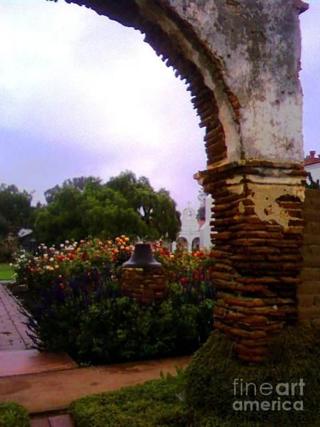 San Luis Rey De Francia Photograph - Mission San Luis Rey De Francia 1 by Marta Robin Gaughen