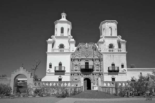 Photograph - Mission San Xavier Del Bac by David Gordon