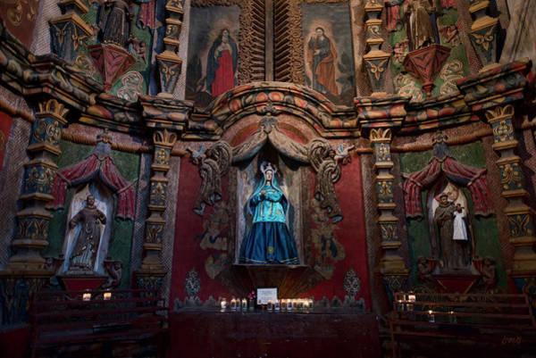 Photograph - Mission San Xavier Del Bac II by David Gordon