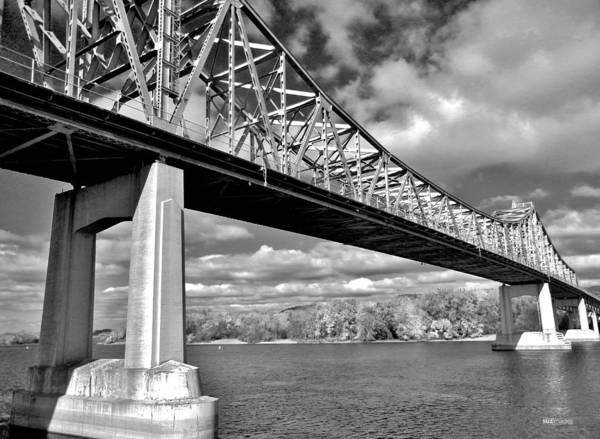 Photograph - Mississippi Crossing by Susie Loechler