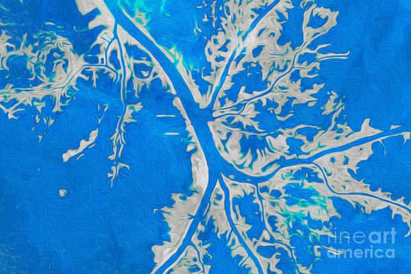 Katrina Digital Art - Mississippi Delta by Phill Petrovic