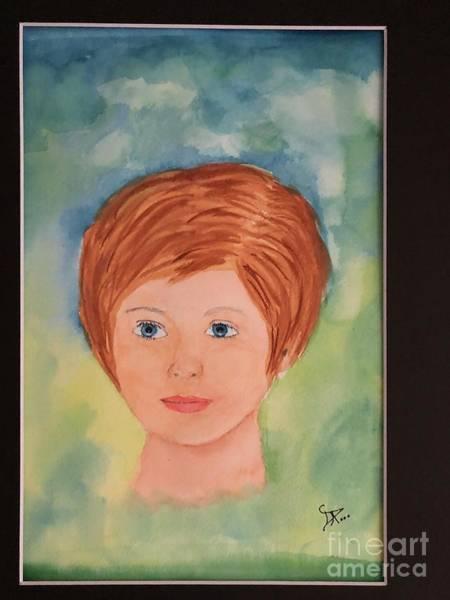 Painting - Missy by Donald Paczynski