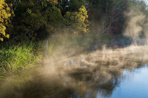 Photograph - Mist On The Water by Robert Potts