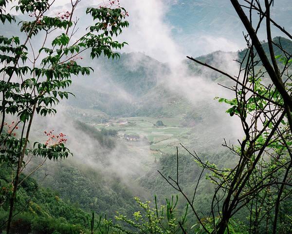 Photograph - Misty Farm IIi by William Dickman