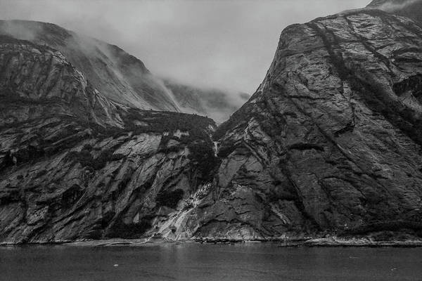 Photograph - Misty Fjord by Jason Brooks