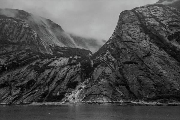 Misty Fjord Art Print
