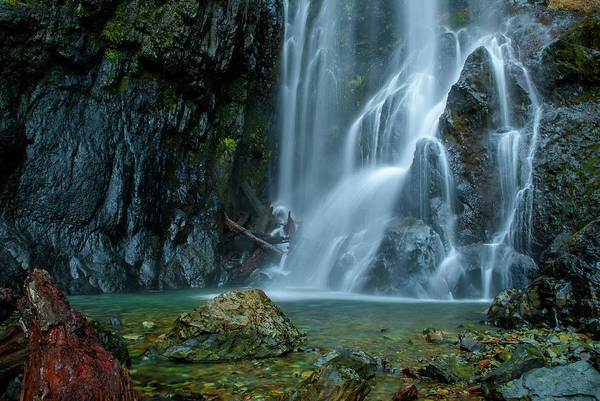 Wall Art - Photograph - Misty Henline Falls  by Lincoln Weaver