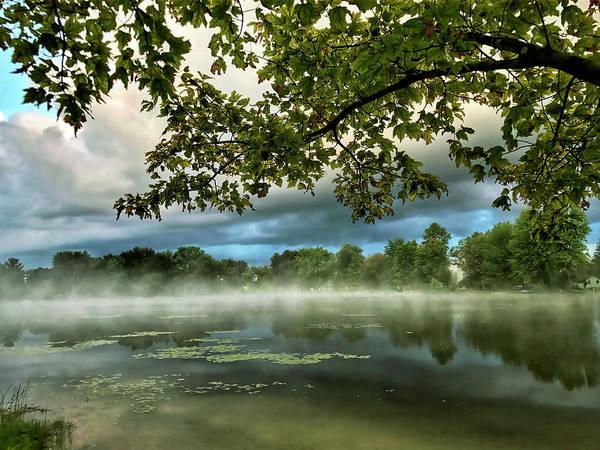 Photograph - Misty Morn by Jill Love
