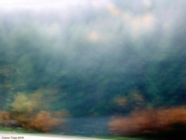 Wall Art - Photograph - Misty Morning By The Lake  by Jane Tripp