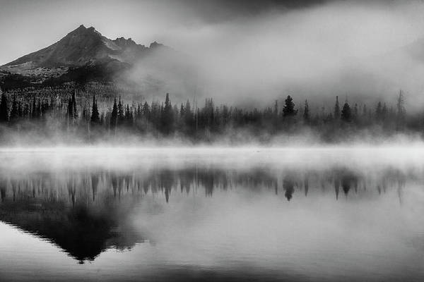 Wall Art - Photograph - Misty Morning by Cat Connor