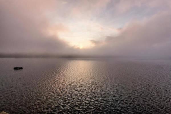 Photograph - Misty Morning II by Tom Singleton