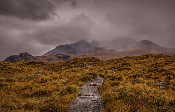 Photograph - Misty Mountains #g8 by Leif Sohlman
