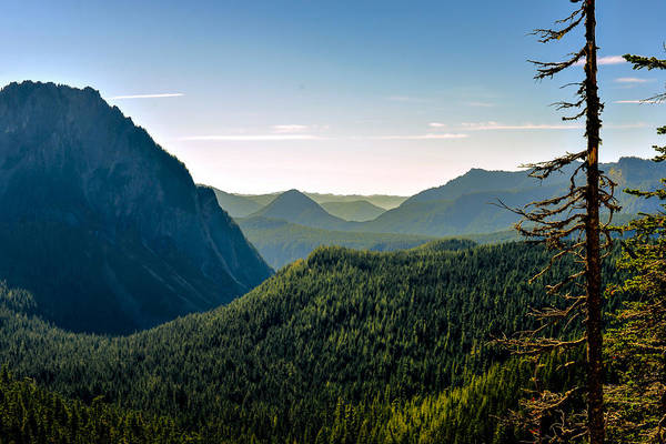Photograph - Misty Mountains by Anthony Baatz