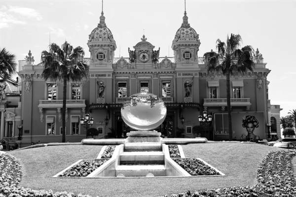 Photograph - Monte Carlo 4b by Andrew Fare