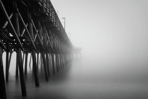 Beach City Photograph - Misty November Morning II by Ivo Kerssemakers