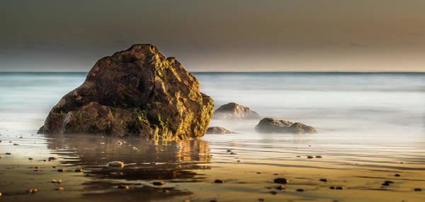 Photograph - Misty Rock by Gabriel Israel