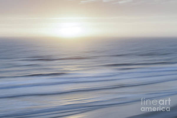 Photograph - Misty Sunrise Over Atlantic by Elena Elisseeva