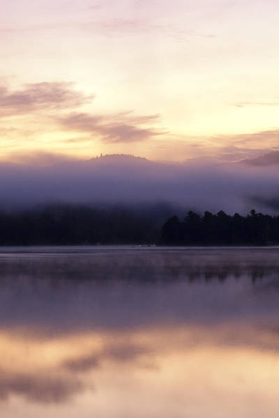 Photograph - Misty Waters by Denise Bush
