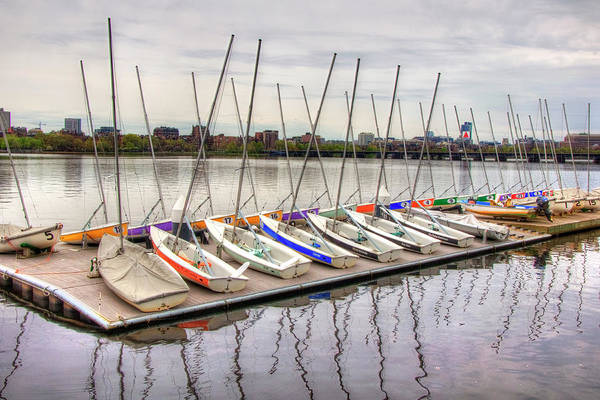 Photograph - Mit Sailing Pavilion - Boston, Ma by Joann Vitali