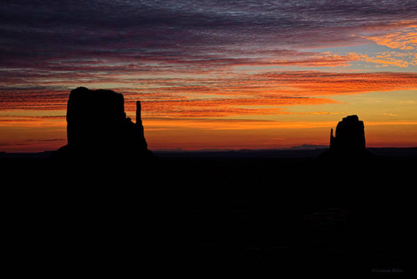 Photograph - Mittens At Sunrise by Lucinda Walter