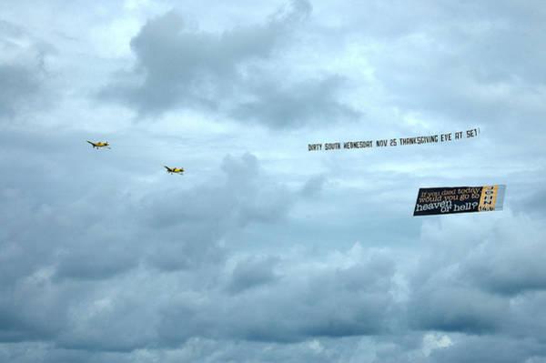 Photograph - Mixed Message - South Beach Miami by Frank Mari