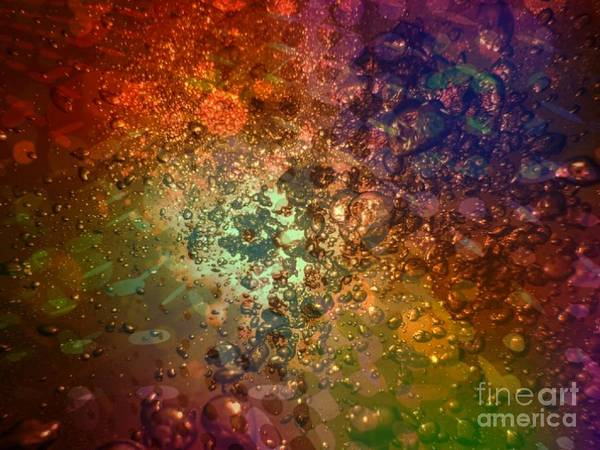 Wall Art - Digital Art - Mixed Texture  by Free Spirit