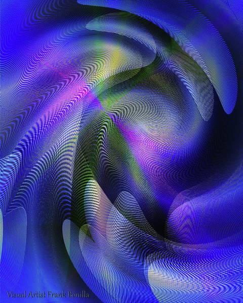 Digital Art - Mixture by Visual Artist Frank Bonilla