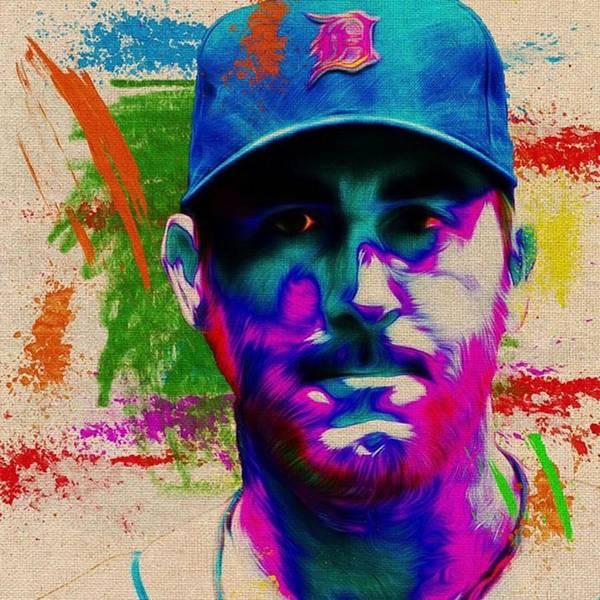 Baseball Wall Art - Photograph - @mlb @mlbtrashtalkers @mlbnetwork by David Haskett II