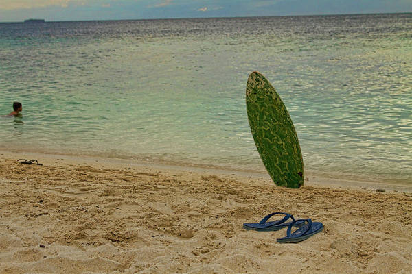 Photograph - Moalboal Beach Cebu Philippines by James BO Insogna