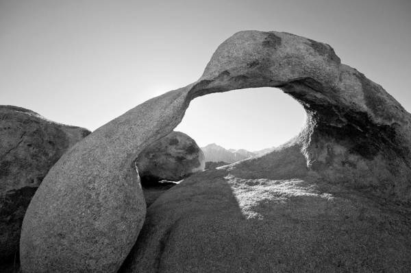 Photograph - Mobius Arch by Mike Irwin