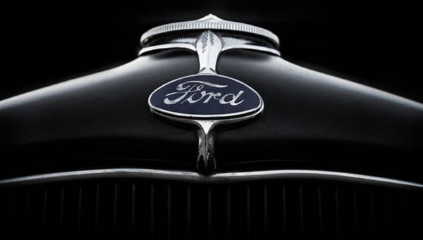 Wall Art - Digital Art - Model A Ford by Douglas Pittman