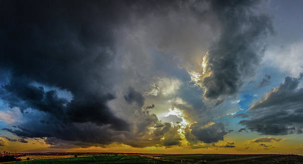 Photograph - Moderate Risk In South Central Nebraska 009 by NebraskaSC