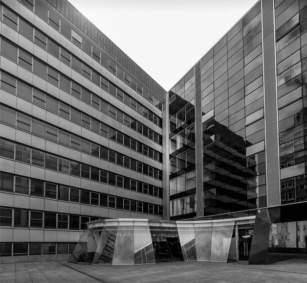 Photograph - Modern Architecture In Liverpool by Georgia Fowler